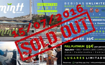 MUP Party   15.07.2016   SOLD OUT