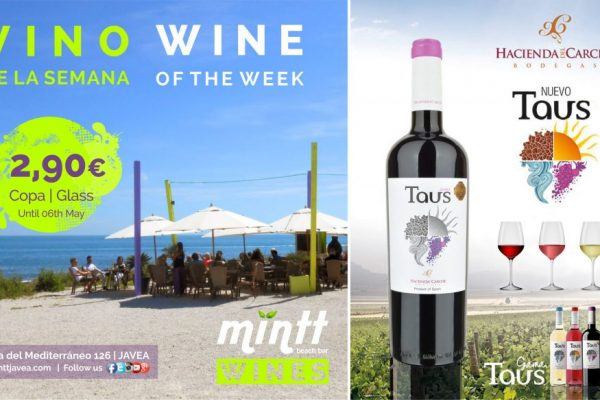 Wine of the Week | Taus Joven
