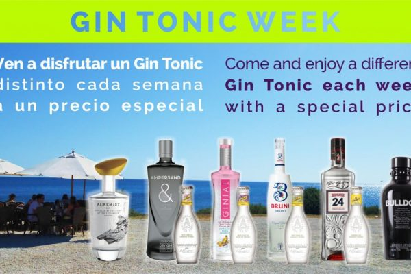 Gin Tonic Week | Find you one different each week